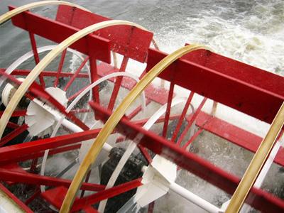外輪船推進器